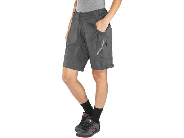 Endura Hummvee Lite Cykelbukser Damer med inderbukser grå | Trousers